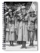 Juliette Daisy Low, Founder Of The Girl Spiral Notebook