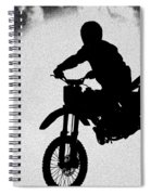 Jumping High Spiral Notebook