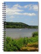 June Along The Connecticut River Spiral Notebook