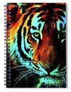 Jungle Cat Spiral Notebook