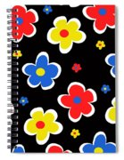 Junior Florals Spiral Notebook