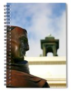 Junipero Serra Spiral Notebook