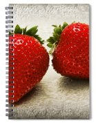 Just 2 Classic Berries Spiral Notebook