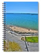 Just A Beautiful Day Spiral Notebook