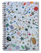 Just A Walk In The Park Spiral Notebook