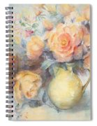 Just Joey Roses Spiral Notebook