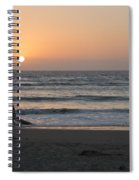 Just One More Wave Spiral Notebook