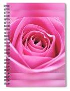 Just Pink Spiral Notebook
