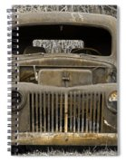 Just Rusting Spiral Notebook