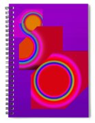 Just So Spiral Notebook
