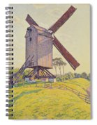 Kalf Mill Spiral Notebook