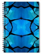 Kalidescope 1 Spiral Notebook