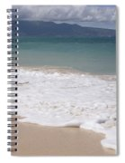 Kapukaulua - Purely Celestial - Baldwin Beach Paia Maui Hawaii Spiral Notebook