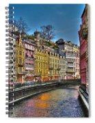 Karlovy Vary - Ceska Republika Spiral Notebook