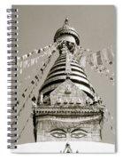 Kathmandu Spiral Notebook