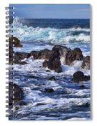Kauai Beach 3 Spiral Notebook