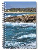 Kauai Beach Spiral Notebook