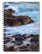 Kauai Rocks Spiral Notebook