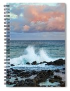 Kauai Sunset Spiral Notebook