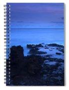 Kauai Twilight Spiral Notebook