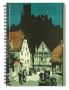 Kaysersberg Alsace Spiral Notebook