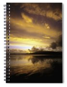 Keel, Achill Island, Co Mayo, Ireland Spiral Notebook