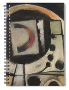 Keep Em Guessing Spiral Notebook