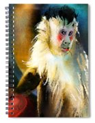 Keep Hold Of My Heart Spiral Notebook