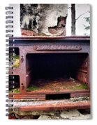 Keep The Oven Warm Spiral Notebook