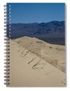 Kelso Dunes Grass Spiral Notebook