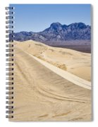 Kelso Sand Dunes Spiral Notebook