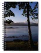 Kenmare Bay, Ring Of Kerry In Bg, Co Spiral Notebook