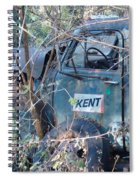 Kent Chevy Truck Spiral Notebook