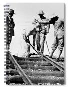 Kenya-uganda Railway 1901 Spiral Notebook