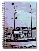 Ketch Spiral Notebook