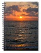 Key West Sunrise Spiral Notebook