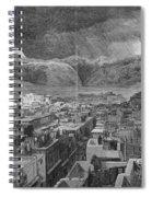 Khyber Pass Spiral Notebook
