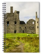 Kilchurn Castle Spiral Notebook