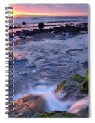 Killala Bay, Co Sligo, Ireland Sunset Spiral Notebook