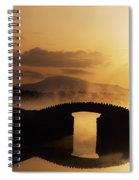 Killarney Golf Course, Co Kerry Spiral Notebook