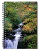 Killarney National Park, Ring Of Kerry Spiral Notebook