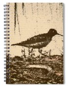 Killdeer Spiral Notebook