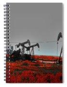 Killing Ground Spiral Notebook