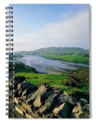 Killybegs, Co Donegal, Ireland Stone Spiral Notebook