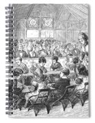 Kindergarten, 1876 Spiral Notebook