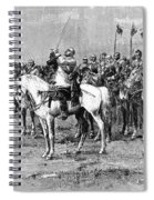 King Gustavus II Of Sweden Spiral Notebook