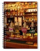 Kings Head Pub Kettlewell Spiral Notebook