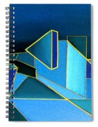 King's Highway 8 Spiral Notebook