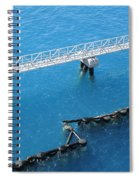 King's Wharf Spiral Notebook