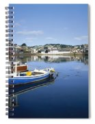 Kinsale, Co Cork, Ireland Boats In The Spiral Notebook